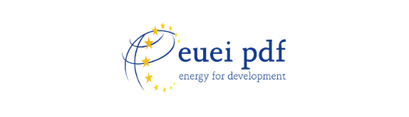 Logo der EU Energy Initiative Partnership Dialogue Facility (EUEI PDF)